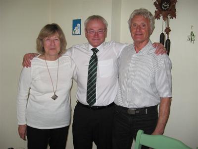 Goldene Hochzeit Christa Und Johann Windisch Teesdorf